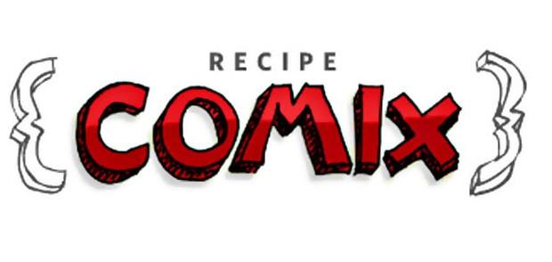 Recipe Comix